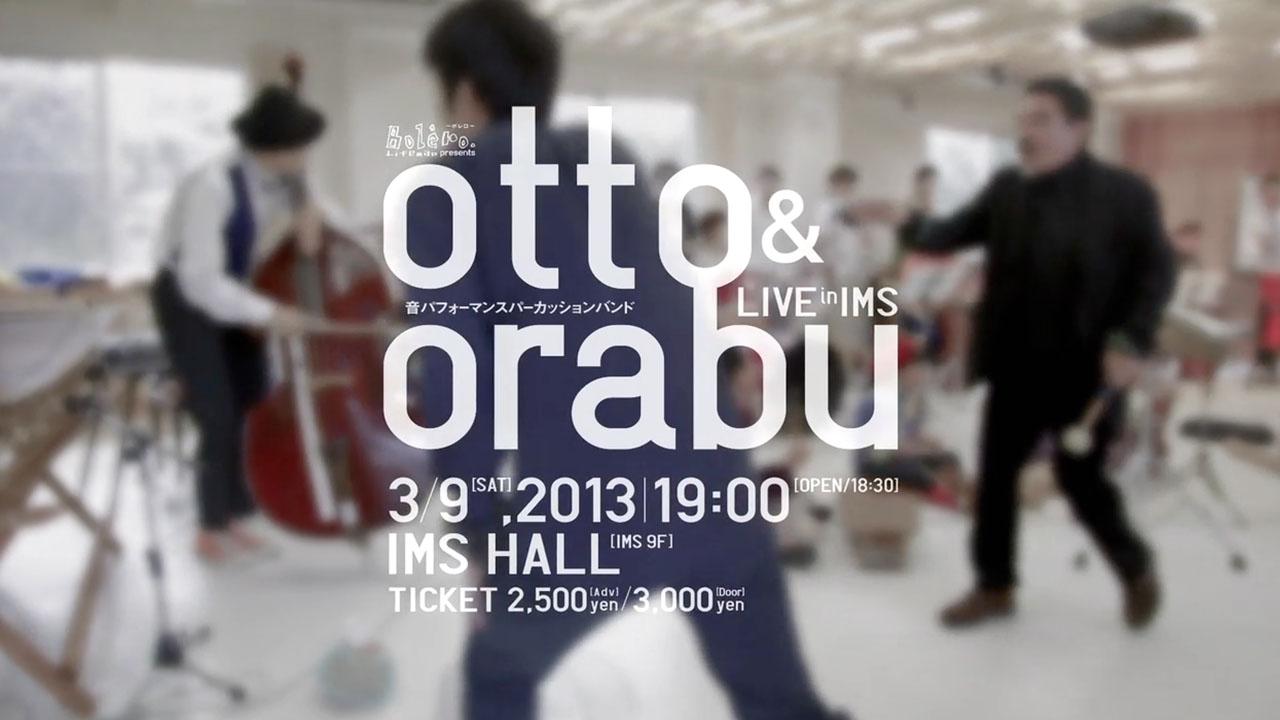Otto & Orabu